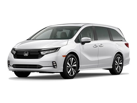 for sale or lease in Fairfield, CA 2021 Honda Odyssey Touring Van New