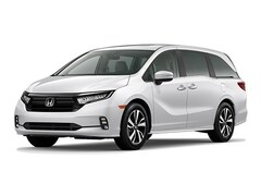 New 2021 Honda Odyssey Touring Van for Sale in Westport, CT, at Honda of Westport