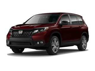 New 2021 Honda Passport EX-L SUV 8883E for Sale in Smithtown, NY, at Nardy Honda Smithtown
