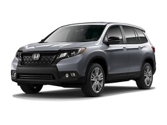 2021 Honda Passport EX-L SUV 9 speed automatic