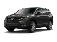New 2021 Honda Passport EX-L SUV for Sale in Westport, CT, at Honda of Westport