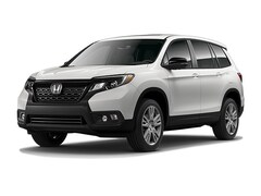 New 2021 Honda Passport EX-L SUV 5FNYF8H57MB003050 in Nampa at Tom Scott Honda