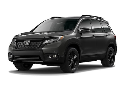 Featured 2021 Honda Passport Elite SUV for sale near you in Westborough, MA