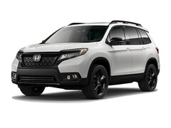 2021 Honda Passport Elite SUV HMP009