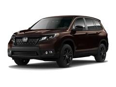 2021 Honda Passport Sport SUV 9 speed automatic