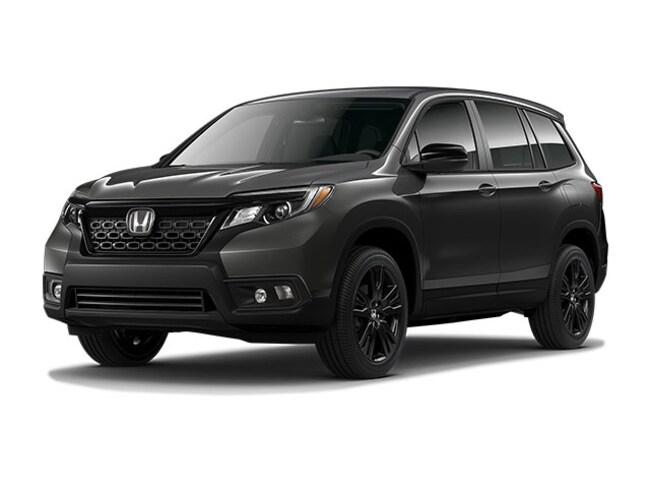New 2021 Honda Passport Sport SUV in Smithtown