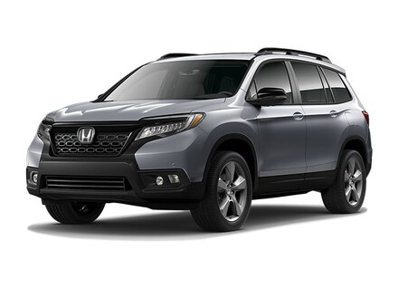 2021 Honda Passport Touring AWD SUV M39076