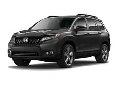 New 2021 Honda Passport Touring SUV Ames, IA