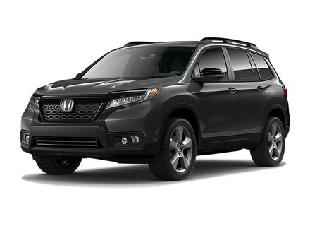 Featured New 2021 Honda Passport Touring AWD SUV for sale in Medina, OH