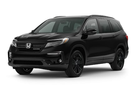 Featured new 2021 Honda Pilot Black Edition AWD SUV for sale near you in Bloomfield Hills, MI