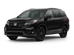 New 2021 Honda Pilot Black Edition AWD SUV in Akron, OH