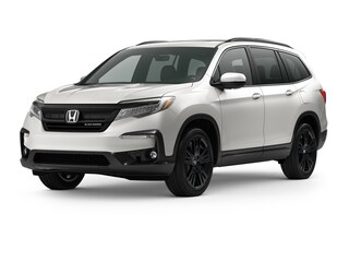 New 2021 Honda Pilot Black Edition AWD SUV in Pensacola
