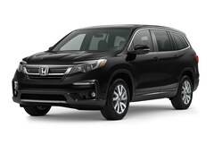 2021 Honda Pilot EX-L AWD SUV in Massachusetts