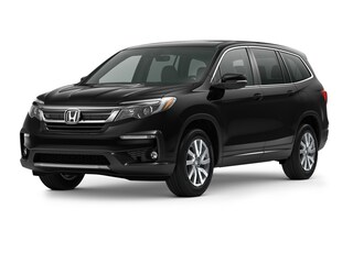 New 2021 Honda Pilot EX-L SUV 7698E for Sale in Smithtown, NY, at Nardy Honda Smithtown
