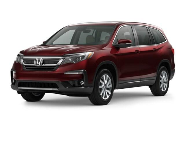 New 2021 Honda Pilot EX-L SUV in Smithtown