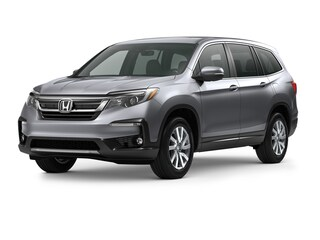 New 2021 Honda Pilot EX-L AWD SUV for sale in New Bern NC