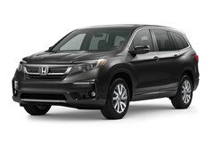 2021 Honda Pilot EX-L AWD SUV 9 speed automatic
