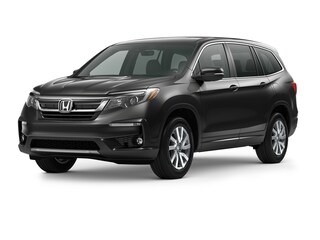 New 2021 Honda Pilot EX-L SUV 8023E for Sale in Smithtown, NY, at Nardy Honda Smithtown