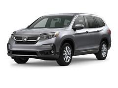 New 2021 Honda Pilot EX FWD Sport Utility for sale near Honolulu