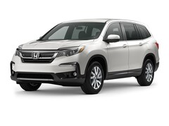 New 2021 Honda Pilot EX FWD Sport Utility for sale near Honolulu