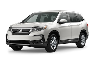 New 2021 Honda Pilot EX FWD SUV for sale in Orange County