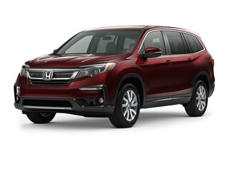 New 2021 Honda Pilot EX AWD SUV 8481E for Sale in Smithtown, NY, at Nardy Honda Smithtown