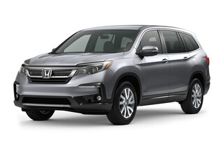 New Honda vehicles 2021 Honda Pilot EX AWD SUV for sale near you in Columbus, OH