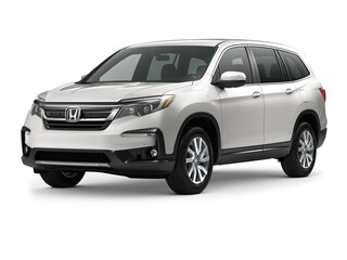 New 2021 Honda Pilot EX AWD SUV 8637E for Sale in Smithtown, NY, at Nardy Honda Smithtown