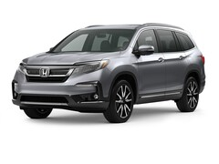 New 2021 Honda Pilot Elite AWD SUV in New England