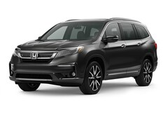 2021 Honda Pilot Elite AWD SUV in Massachusetts