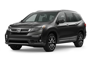 New 2021 Honda Pilot Elite AWD SUV 5FNYF6H03MB006343 for sale in Fairfield, CA at Steve Hopkins Honda