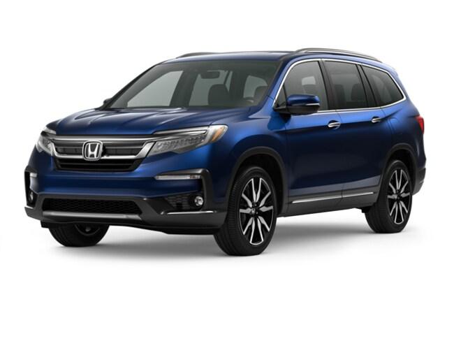 New 2021 Honda Pilot Elite SUV in Smithtown