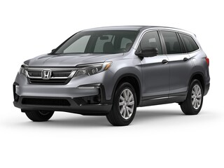 New 2021 Honda Pilot LX AWD SUV for sale near you in Sandy, UT