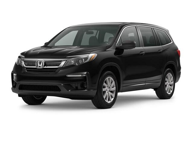 2021 Honda Pilot SUV