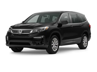 New 2021 Honda Pilot LX FWD SUV for sale in Houston, TX