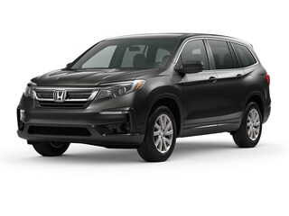 New 2021 Honda Pilot LX FWD SUV 5FNYF5H17MB008616 for sale in Fairfield, CA at Steve Hopkins Honda