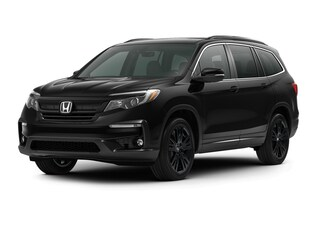 New 2021 Honda Pilot Special Edition AWD SUV for sale near you in Westborough, MA