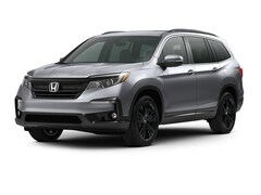 New 2021 Honda Pilot Special Edition AWD SUV for sale in Austinburg OH