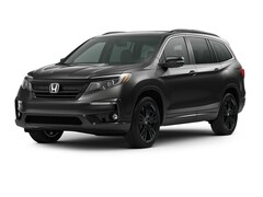 New 2021 Honda Pilot Special Edition AWD SUV in Maryland
