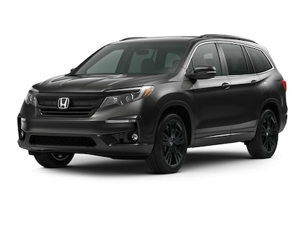 New 2021 Honda Pilot Special Edition AWD SUV 5FNYF6H20MB014529 in West Simsbury