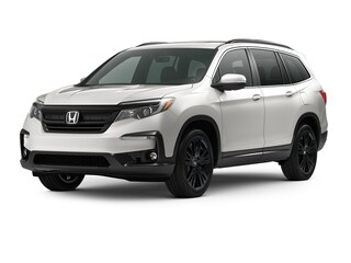 New 2021 Honda Pilot Special Edition SUV for sale near you in Sandy, UT