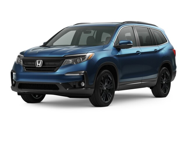 New 2021 Honda Pilot Special Edition SUV in Smithtown