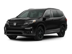 New 2021 Honda Pilot Special Edition FWD Sport Utility for sale near Honolulu