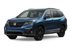 New 2021 Honda Pilot Special Edition FWD SUV 5FNYF5H26MB006462 in Bakersfield, CA