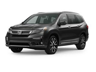 New 2021 Honda Pilot Touring 7 Passenger AWD SUV in Orange County