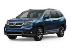 2021 Honda Pilot Touring 7 Passenger AWD SUV All-wheel Drive