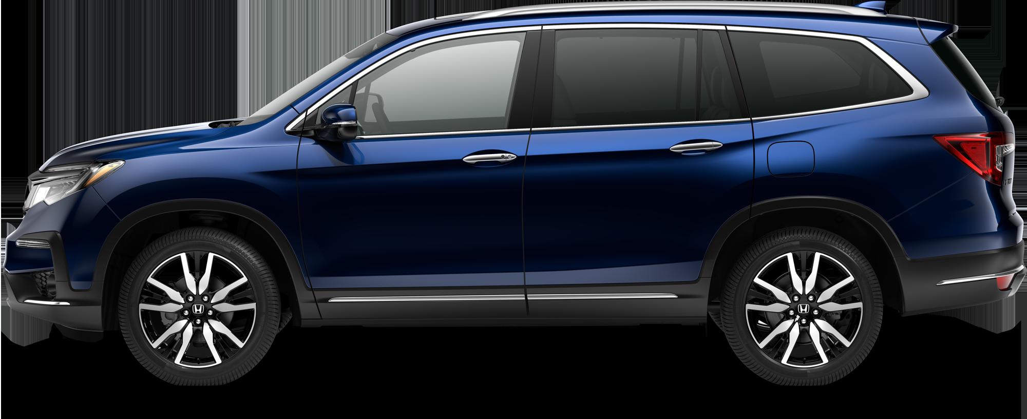 2021 Honda Pilot SUV Touring 8P