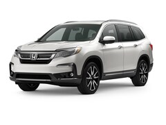 New 2021 Honda Pilot Touring 8 Passenger FWD SUV in Carson CA