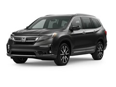 New 2021 Honda Pilot Touring 8 Passenger AWD SUV in New England