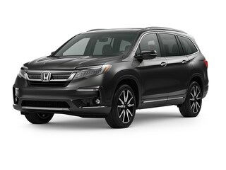 New 2021 Honda Pilot Touring 8 Passenger AWD SUV for sale near you in Bloomfield Hills, MI